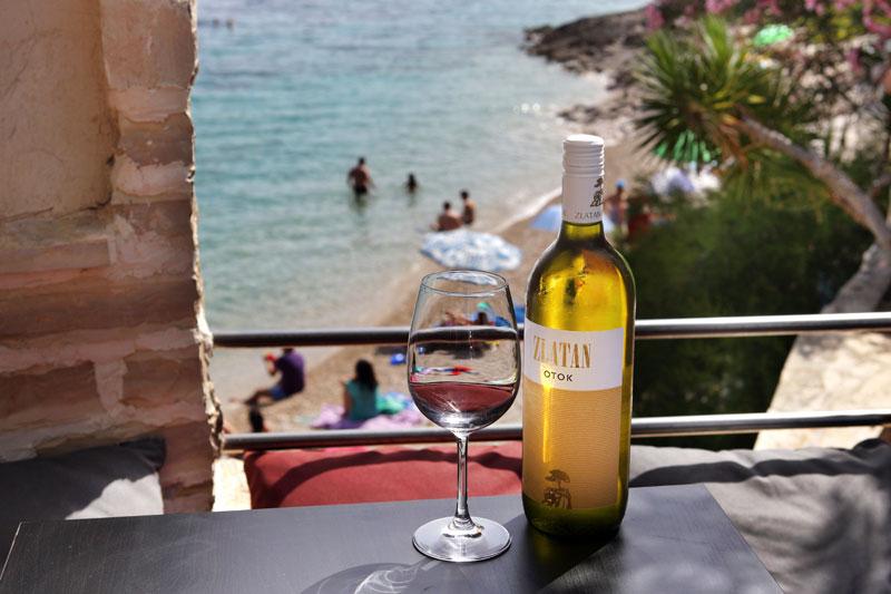 Beach Bar Terra nova vino