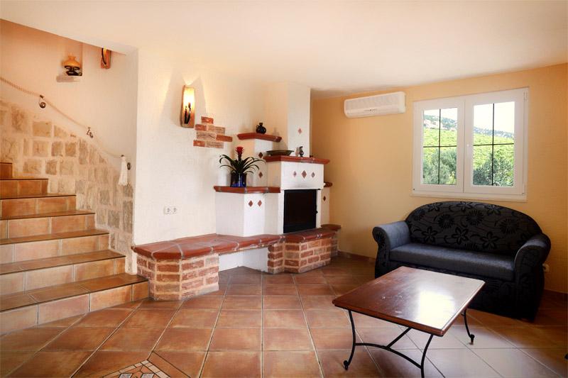 Dalmatinske kućice boravak