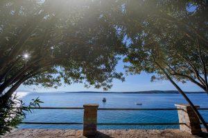 Sobe Dalmatinske kućice Skalinada Hvar Apartmani Hotel Pogled na more