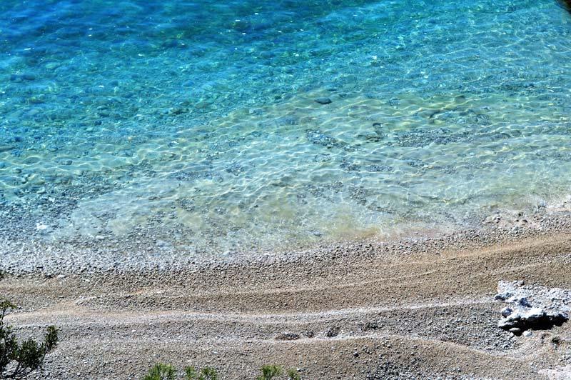 Skalinada plaža more