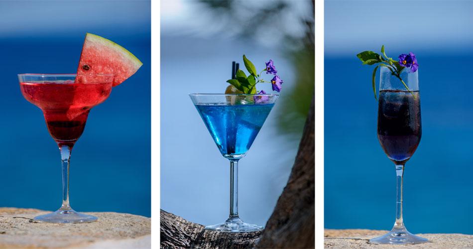 Beach Bar Terra Nova kokteli